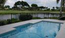 Pool looking NE