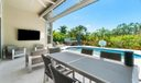 Under Lanai (Electric screen and Awning