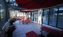 screened in patio