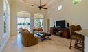 FAMILY ROOM TO PATIO