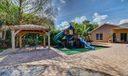 gazebo and playground