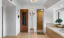 21. Top Floor Sauna and Shower