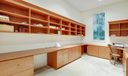 Office in Master Suite