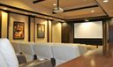Indoor Movie Theater