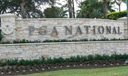 PGA National Entrance