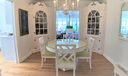 Dining Room to Florida Room