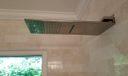 Master Bath Multi Function Showerhead