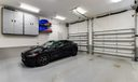 Interior of Attached 2 Car Garage
