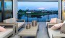 Upstairs Balcony/Lake View