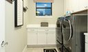 2nd floor Laundry suite