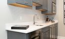 2 Wine Fridges/Microwave/Sink