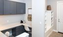 3 Desk Nook Off Kitchen/Mud Room