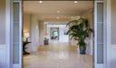 Palm Hallway