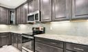 Gorgeous Granite and lots of storage