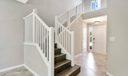 Beautiful Open Stairwell