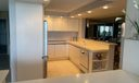 OPEN VIEW OF KITCHEN AND LIVING ROOM