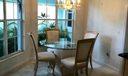 Breakfast Area with Bay Windows