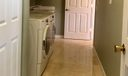 Laundry  Room to 2 Car Garage