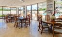 RESIDENTS LOUNGE DINING AREA