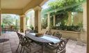 Private wrap around terrace