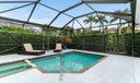 Pool w/Hot Tub