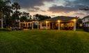 Backyard - Evening