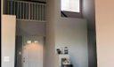 Loft style upstairs