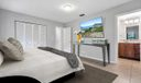 master suite - staged