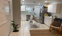 Living Room/Kitchen Open Design