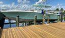 DockLift/42' Boat on it