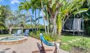Lush Tropical Landscaping / Spa