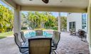 Covered Patio / Pool