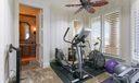 Fitness Room Upstairs