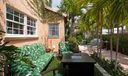 Den/Outdoor Seating, Fire Pit