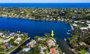 Aerial - 180' Water frontage