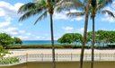 Ocean Front Balcony View