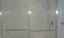 Marble Shower Guest Bath