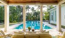 Covered Patio - Pool