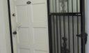 Front door #405