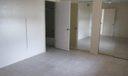 Bedroom entry to bathroom