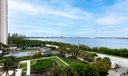 garden/gate/intracoastal views