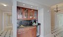 Wet Bar and Wine Chiller