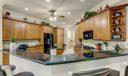 Spacious Kitchen