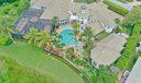 Aerial - Resort Style Pool