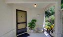 Front Porch w/ Screen Door
