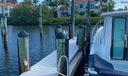Walking onto the dock of 10 N