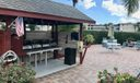 Grilling Area by the Pools