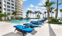 Ritz-Carlton Residences - Pool Deck