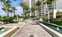Ritz-Carlton Residences - Courtyard