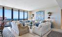 Living Room w/ Water Views